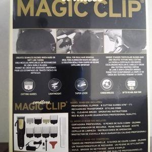 Wahl magic clips